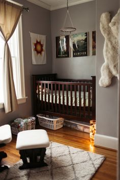 Geometric + Stylish Outdoorsy Nursery | For The Love Of Babies | Pinterest  | Nursery, Stylish And Babies
