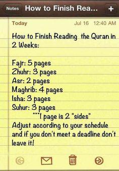 DesertRose,,, how to finish reading Qur'an in Ramadan Islam Hadith, Allah Islam, Islam Quran, Alhamdulillah, Quran Pak, Islam Muslim, Fasting Ramadan, Islam Ramadan, Learn Quran