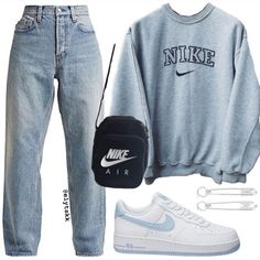 Virtual stylist on vintage hoodies nike style streetwear streetstyle ootd fashion outfit vintage airforce virtualstylist wardrobestylist jeans destroyed a tendncia que eleva o look casual Nike Fashion, Streetwear Fashion, Look Fashion, Korean Fashion, 70s Fashion, Vintage Fashion 90s, Fashion Logos, Fashion Magazines, Fashion Plates
