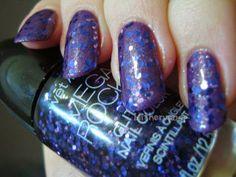 Wet n Wild MegaRocks Jam Session over Love & Beauty Dark Purple *click for more*