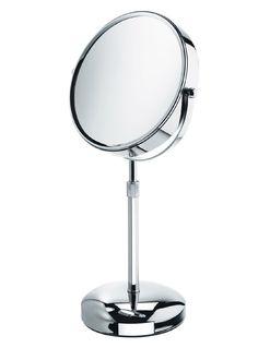 Led Make-up Spiegel Tragbare 10x Vergrößerungs Spiegel Einstellbar Stand Schreibtisch Tri-falten Kosmetik Spiegel Mit Lagerung Box Organizer New Haut Pflege Werkzeuge