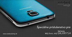 Príslušenstvo pre Samsung Galaxy S5 G900 - Zakúpte si Samsung Galaxy S5 spolu s príslušenstvom! Originálne puzdra, kolísky, držiaky do auta, riešenie pre bezdrôtové nabíjanie, doplnky pre zdravie a fitness a oveľa viac...