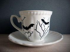 bat teacup