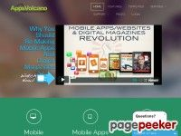 Apps Volcano - Create Your Own Mobile Apps - Free Mobile Apps Creator