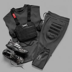 Dope Outfits For Guys, Sporty Outfits, Boys Clothes Style, Best Mens Fashion, Swag Style, Comfortable Outfits, Fitness Gear, Mens Fitness, Street