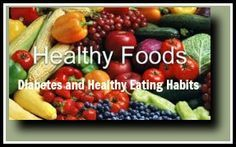 Managing Diabetes With Healthy Eating Habits. Read and share,