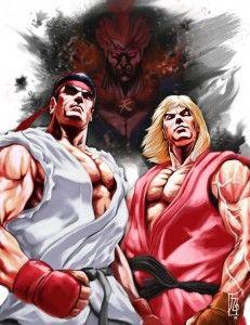 Capcom Announces Live Action 'Street Fighter' TV Series!