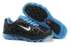 Mens Nike Air Max 2011 Black Jade White Sneakers
