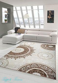 benuta designer teppich rusty grün / benuta designer rug rusty, Hause deko