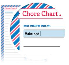 Boy's Chore Chart - Download here: https://www.alejandra.tv/shop/printable-home-organizing-checklists/?utm_source=Pinterest&utm_medium=Pin&utm_content=Checklistk&utm_campaign=Pin If you need help getting your children to help around the house, this tracker may be for you! This tracker is made for kids to track their daily chores!