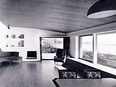 House at Shonan 1966|湘南の家 吉村順三