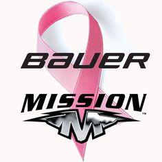 Octobre Rose se termine bientôt mais on oublie pas de soutenir les associations  #octobrerose #bauerhockey #bauerfrance