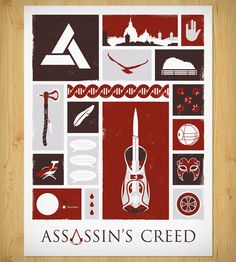 Assassin's Creed Print | Art Prints | Jeff Langevin