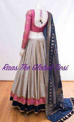CC2073 Saree Blouse Neck Designs, Choli Designs, Fancy Blouse Designs, Lehenga Designs, Blouse Patterns, Indian Dresses, Indian Outfits, Indian Clothes, Maila