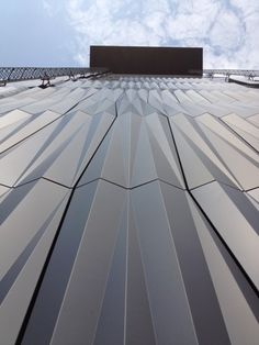 Projects Workplace Guys Tower External Retrofit Aluminium Cladding Penoyre and Prasad