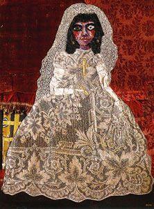 Obra de Berni - La comunión de Ramona, 1962.