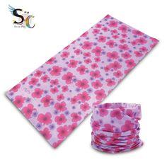 $3.5 Pink Clover custom print bandana