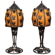 1000 Images About Lamps On Pinterest Wrought Iron