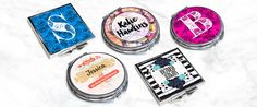Personalised Pocket Mirrors Deal