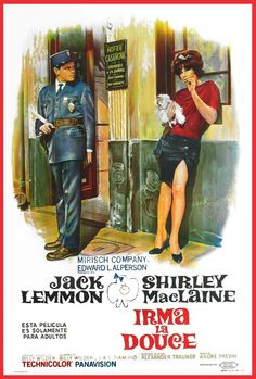 Irma La Douce. Directed by Billy Wilder