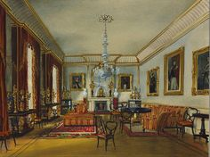 Inside Clarence House: The Duchess of Kent's Drawing Room