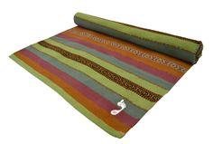 mysore practice rug giveaway via @Barefoot Yoga