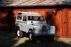 Landrover 88 station wagon - Google Search