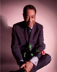 Happy Birthday, Duke Ellington He would've been 115 today, and 10 times as elegant as you