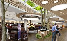 Gebr Heinemann wins Copenhagen Airport duty free tender | TheMoodieReport.com