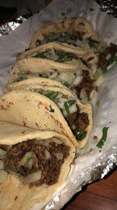 Taqueria Mi Ranchito (Sylmar, CA) // tacos Think Food, I Love Food, Good Food, Yummy Food, Healthy Food, Sleepover Food, Snap Food, Food Snapchat, Food Goals