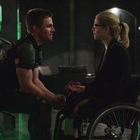 """Sylvia Longmire explains why she relates to Felicity Smoak from """"Arrow"""" as a wheelchair user. Crazy Life, My Life, Manual Wheelchair, Felicity Smoak, Disability, Reflection, Safety, Lifestyle, My Favorite Things"""