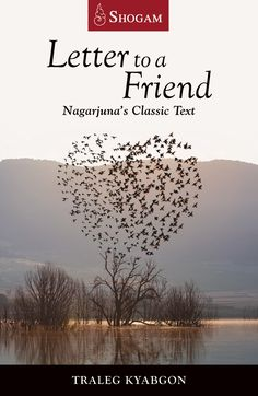 Out now! Letter to a Friend: Nagarjuna's Classic Text commentary by Traleg Kyabgon Rinpoche IX came out today!! Get yours on Amazon, Book Depository, Barnes and Noble and all good bookshops! #mahayana #nagarjuna #mahayanabuddhism #buddhism #dharma #lettertoafriend #easternphilosophy #spirituality #tralegkyabgon #bodhicitta #karuna