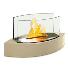 Anywhere Fireplace Lexington - Table Top Ethanol Fireplace - 5 colors