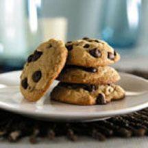 Chocolate Chip Cookies - Diabetic-friendly