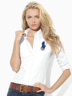Camisa Ralph Lauren Mujeres Big Pony de manga larga blanca de las rayas http://www.polostyleropa.com/camisa-ralph-lauren-mujeres-big-pony-de-manga-larga-blanca-de-las-rayas-p-1706.html