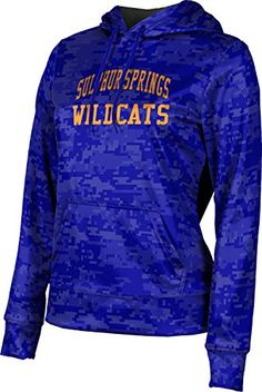 ProSphere Womens Sulphur Springs High School Digital Pullover Hoodie XSmall ** To view further for this item, visit the image link.