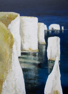 John Britton, Old Harry Rocks.