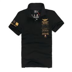 outlet ralph lauren Aeronautica Militare Italian Air Force 1923 Short Sleeve Men's Polo Shirt Black http://www.poloshirtoutlet.us/