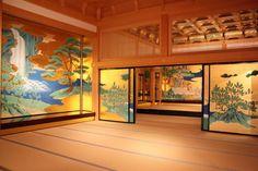 熊本城本丸御殿 昭君の間 Shokun no ma in Honmarugoten, Kumamoto Castle