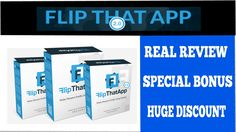 Flip That App Real Review and Huge Bonus | Flip That App Live Demo of a Real User