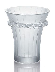 Lalique - Boulouris Vase at Nielsens Gifts