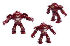 Decool 0181 Super Heroes The Avengers 15pcs IRON MAN HULK BUSTER Action Figures  Building Blocks toys #Affiliate