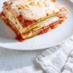 Courgettes et tofu alla parmigiana Gf Recipes, Vegetable Recipes, Cooking Recipes, Vegan Vegetarian, Vegetarian Recipes, Healthy Recipes, Tasty, Yummy Food, Mets