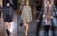 Moda masculina actual para mujeres no excluye las minifaldas!