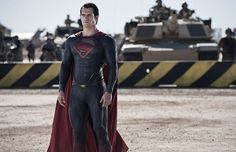 Henry Cavill…that man of steel without program.