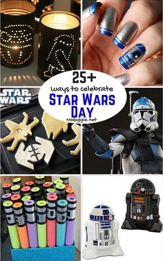 25  ways to celebrate Star Wars Day