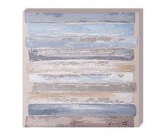 "Dekoracja ścienna ""Abstraction"", 80 x 3 x 80 cm | Westwing Home & Living"
