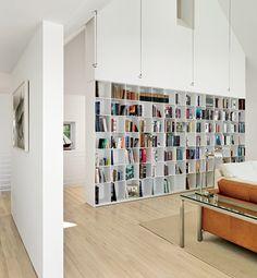 Library, Hugh Newell Jacobsen - Rockport, Maine