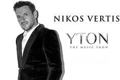 ΥΤΟΝ the music show, ο Νίκος Βέρτης Music, Fictional Characters, Muziek, Musik, Fantasy Characters, Songs