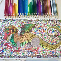 Colouring Gallery - Johanna Basford Johanna Basford